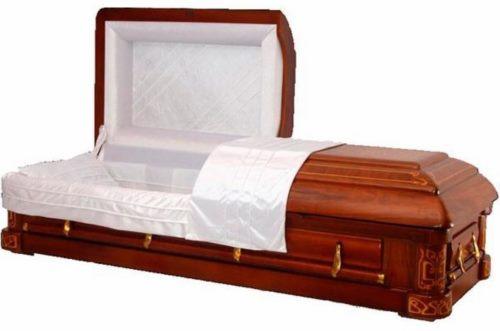 гроб похорон