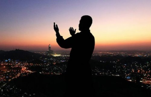 намаз ислам мусульманин