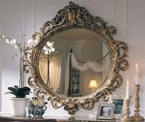 зеркало винтажное