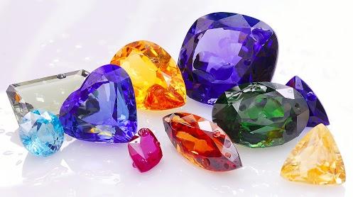 камни ювелирные
